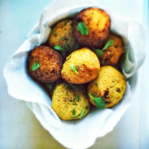 Lentil balls