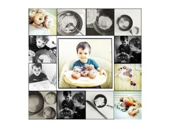 doughnut montage