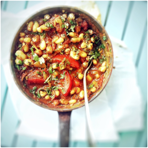 Chickpea morrocan